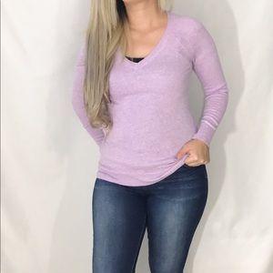 🌼3/$25 Apt 9 Lavender Cashmere Blend Sweater